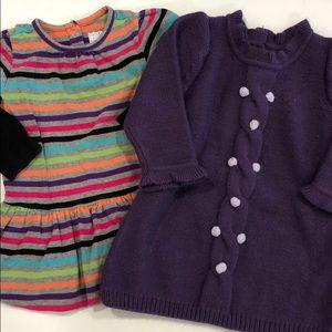 12-18 months dress set